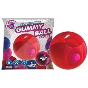 Rock Candy Gummy Balls-Red - RC1500-04