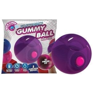 Rock Candy Gummy Balls-Purple - RC1500-05