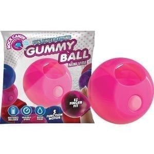 Rock Candy Gummy Balls-Pink - RC1500-06