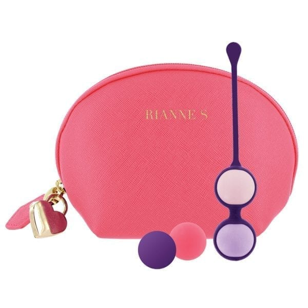 RianneS Pussy Playballs-Coral - RS21