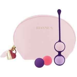 Rianne S Pussy Playballs-Nude - RS27