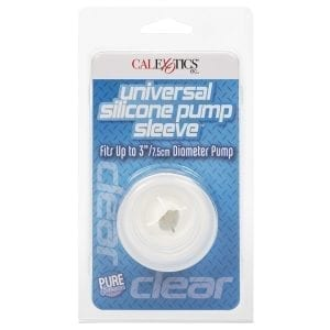 Universal Silicone Pump Sleeve-Clear - SE1048-00