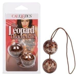 Leopard Duotone Balls - SE1312-00