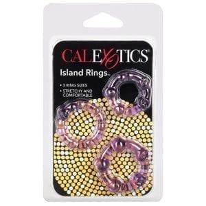 Island Rings-Purple - SE1429-14
