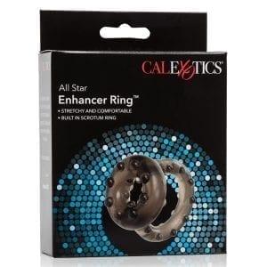 All Star Enhancer Ring-Smoke - SE1459-03