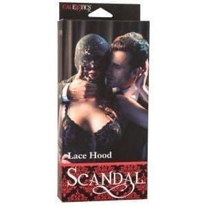 Scandal Lace Hood - SE2712-06-3