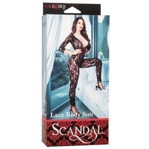 Scandal Lace Body Suit - SE2712-07-3