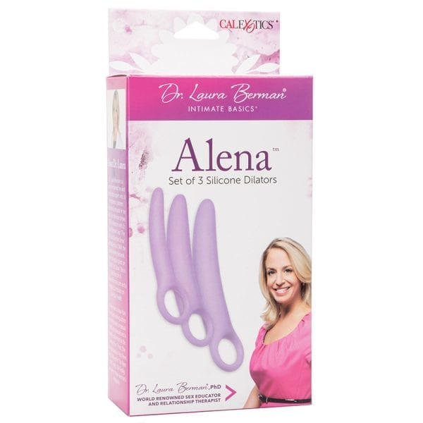 Berman Alena Set Of 3 Silicone Dilators - SE9710-05-3