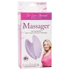 Berman Massager Palm-Sized Silicone Massager - SE9731-05-3