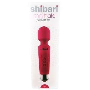 Shibari Mini Halo Wireless 20X Pink - SHI1602-05