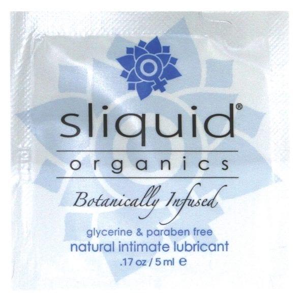 Sliquid Organics-Natural Foil .17oz - SLQ1579-00