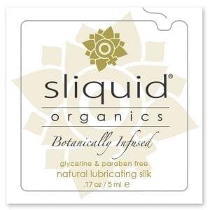 Sliquid Organics-Silk Hybrid Foil .17oz - SLQ1581