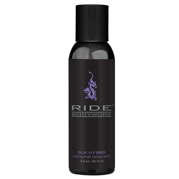Sliquid Ride BodyWorx Silk Hybrid 2oz - SLQ1660-12