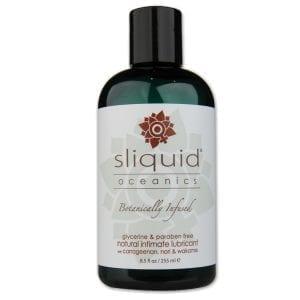 Sliquid Oceanics Natural Lube 8.5oz - SLQ1663-01
