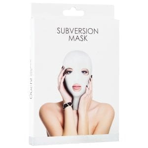 Ouch! Subversion Mask-White - SMO034WHI