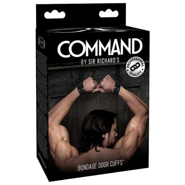 SR Command Bondage Door Cuffs - SR1040