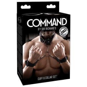 SR Command Cuff & Collar Set - SR1042