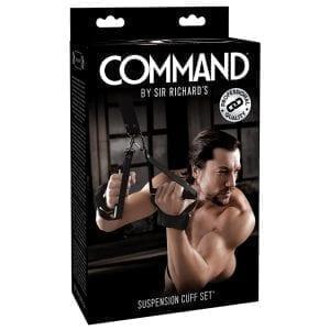 SR Command Suspension Cuff Set - SR1048