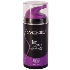 Wicked Toy Love Gel 3.3oz - WS90103