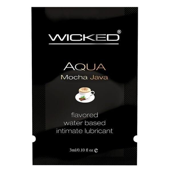 Wicked Aqua Mocha Java Packette 3ml - WS90310