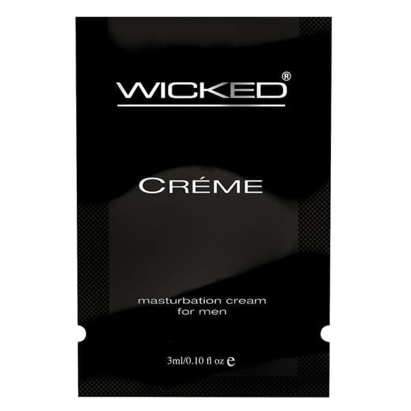 Wicked Crème Packette 3ml - WS90910