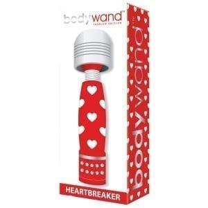 Bodywand Fashion Mini Massager-Heartbreaker - XG129