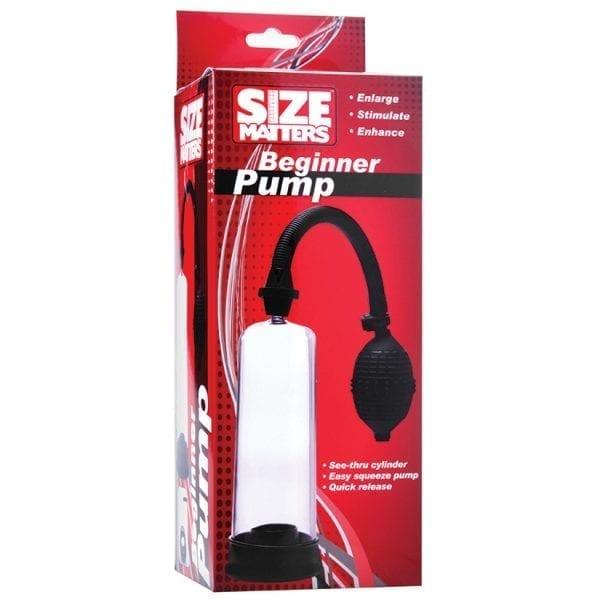 Size Matters Beginner Pump - XRAB233-BX